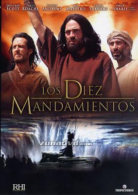 Los 10 Mandamientos (2006) parte 1 Egipto, año 1300 A.C. Bajo el reinado del faraón Ramsés II, se ordena la muerte de todos de todos los recién nacidos varones entre los esclavos de raza hebrea. Pero uno de ellos sobrevivió al ser recogido de las aguas por la familia del Faraón. Su nombre fue Moisés,