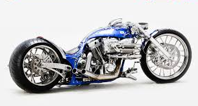 heavy sports bike harley