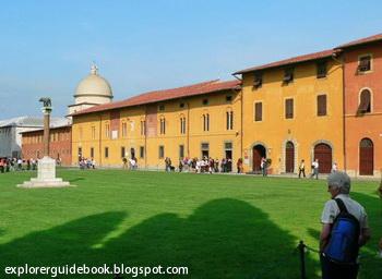 Ospedale Nuovo di Santo Spirito Pisa