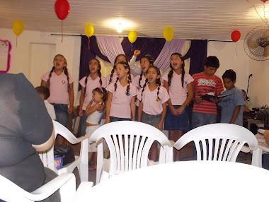 Culto das Crianças - Jan 2012