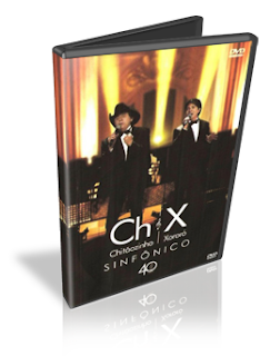 Download DVD Chitãozinho e Xororó Sinfônico DVDRip 2011