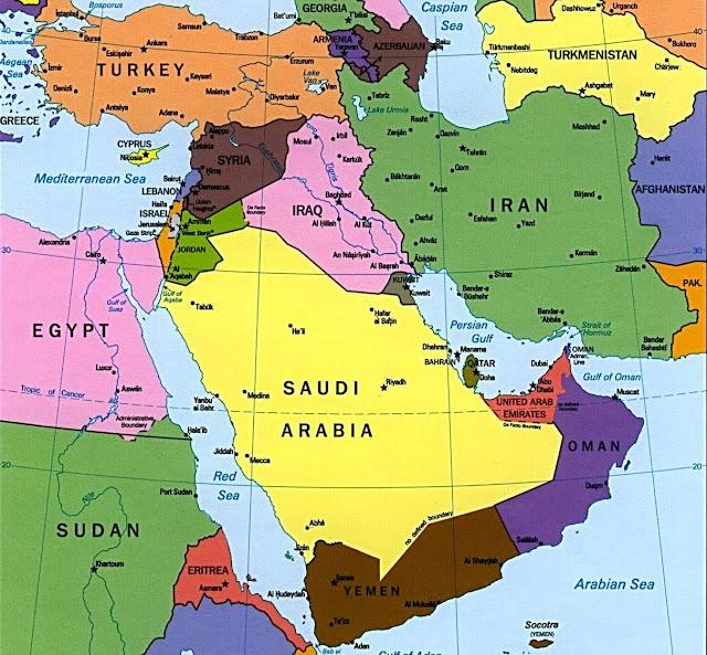 Centrum kontaktowe dla Polaków w Zatoce Perskiej