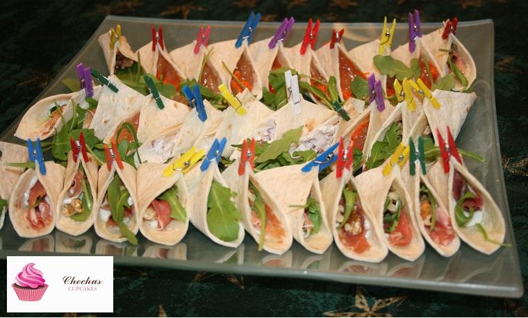 Chechus Cupcakes, elblogdechechus, minitacos, el blog de chechus