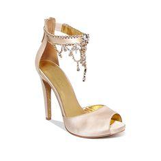 Nine West Brand Bridal Wedding Shoes