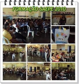 FORMAÇÃO SAEPE 2010