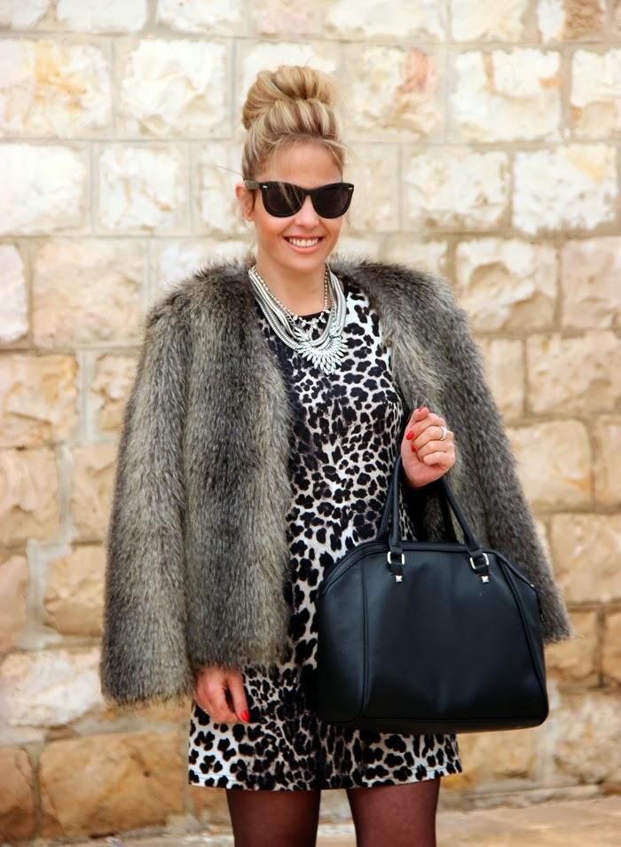 בלוג אופנה Vered'Style מנומרת איטלקיה