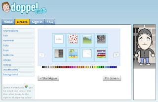DoppleMe онлайн редактор аватарок бесплатно