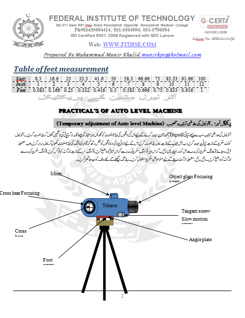 Pakistan Studies Notes In Urdu