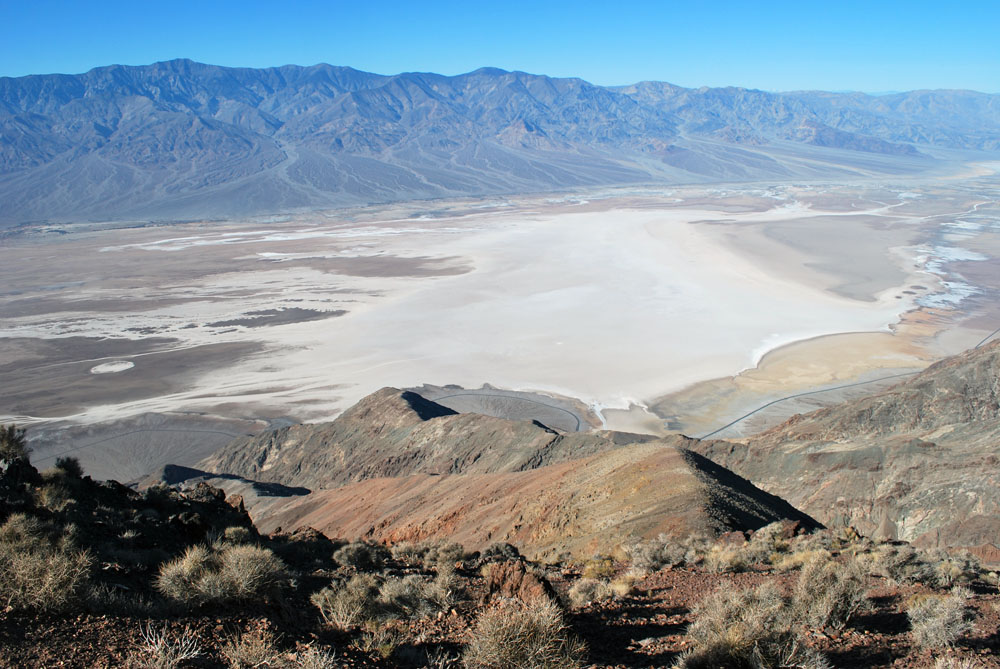 No Fixed Address  Dante U0026 39 S View  Death Valley