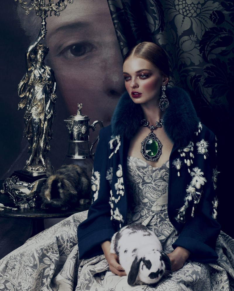 Love clothing opulent baroque for Baroque fashion trend