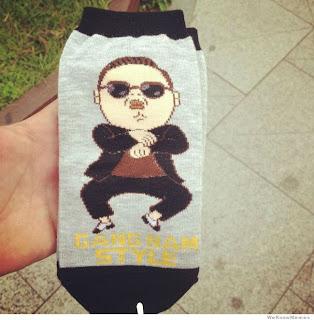 Gangnam-style-on-socks