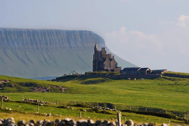 Benbulbin, Dartry Mountains, Ireland