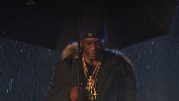 Boosie Badazz - The Rain [Vídeo]