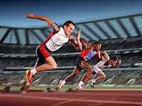 Pengertian Lari Sprint