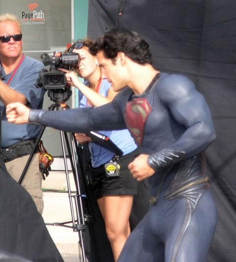 Alerta de Viral: El bulto de Superman