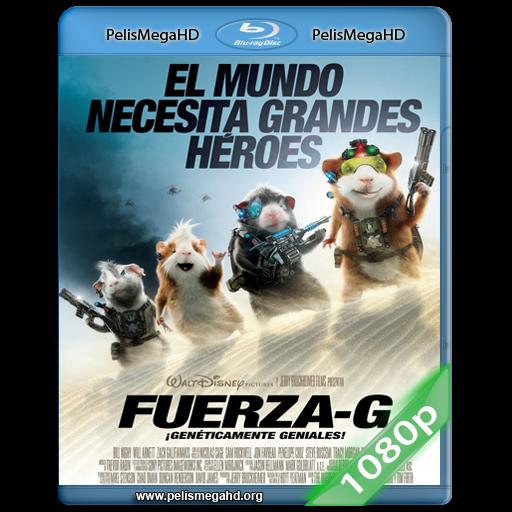 FUERZA G: LICENCIA PARA ESPIAR (2009) 1080P HD MKV ESPAÑOL LATINO