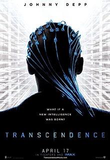 Transcendence Movie Poster 2014