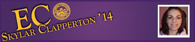 Skylar Clapperton '14