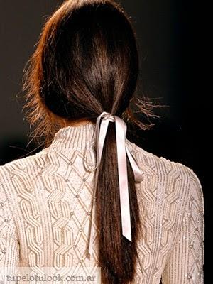 coletas 2014 bajas peinados