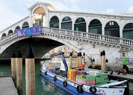 Come dissetare Venezia nei giorni del grande caldo