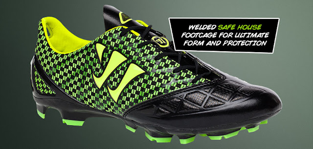 warrior gambler boot