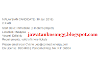 Connect Energy Job