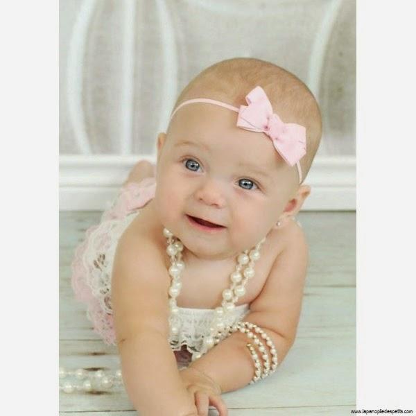 Top image bébé fille