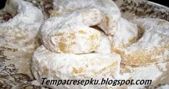 Tempat Resep Ku: Resep Kue Putri Salju Asli Enak Banget