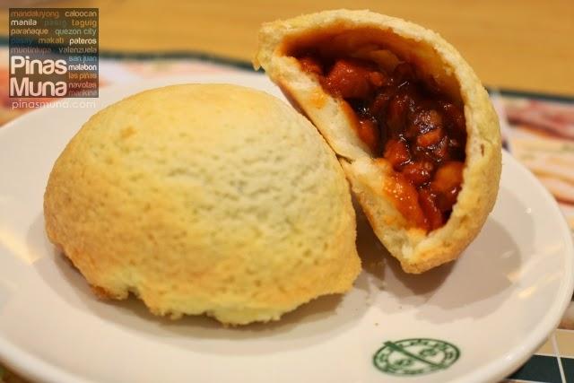 Tim Ho Wan Baked Bun with BBQ Pork