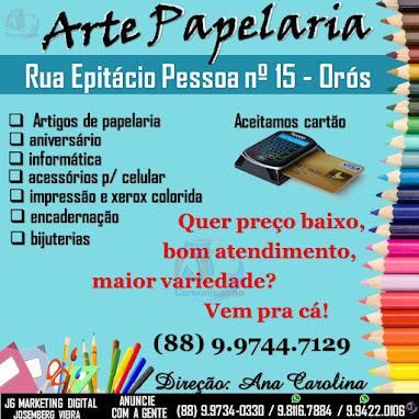 ARTE PAPELARIA