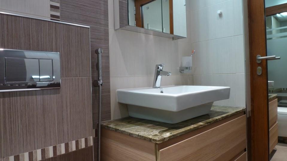 Баня мивка с каменен плот