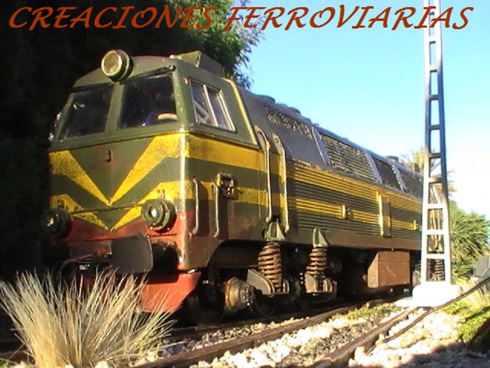 Creaciones Ferroviarias.