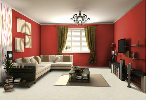 comment faire le bon choix de couleur pour la d coration du salon. Black Bedroom Furniture Sets. Home Design Ideas