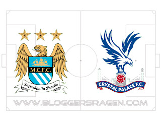 Prediksi Pertandingan Manchester City vs Crystal Palace