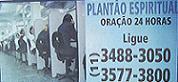 PLANTÃO DE ORAÇÃO (SP)