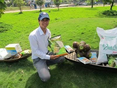 Đại Lý Bán Gạo Mầm Vibigaba Ở Tp Biên Hòa.