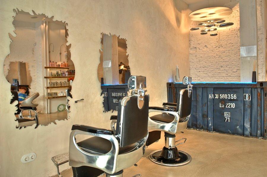 Tu mostrador a la vanguardia del dise o y el estilismo nos vamos a op zon - Ideas para decorar una peluqueria ...