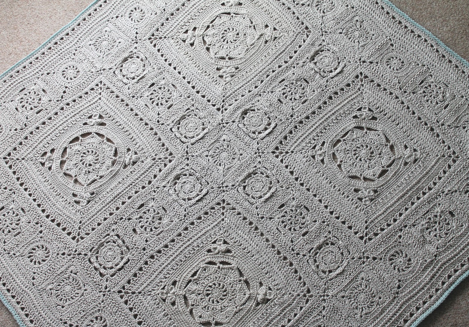 Apphia Blanket Free Crochet Pattern This Cal Was Hosted By Shelley At  Spincushions The Name Of