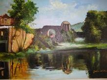Margem de rio