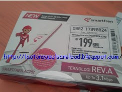 New-Modem Smartfren-free 5GB (Rp.198,000) Ready stock