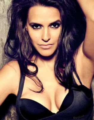 Neha Dhupia Hot Photos in Maxim India Magazine