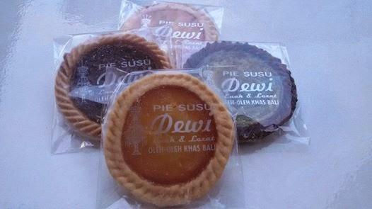 Jual Pie Susu Khas Bali Rasa Keju