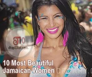 Top 10 Most Beautiful Jamaican Women