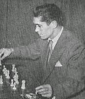 El ajedrecista Esteban Gete Martín