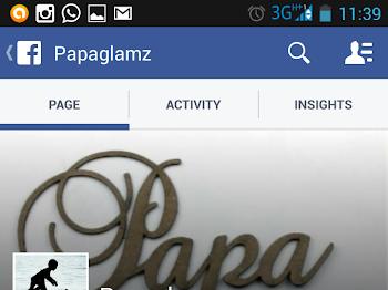 Tinta Papaglamz |#| Temui Papaglamz di Facebook, Twitter dan Instagram