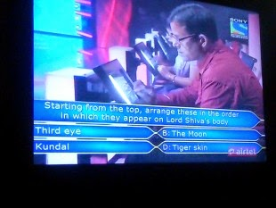 KBC 8 Today's GBJJ Question Wednesday August 20, 2014