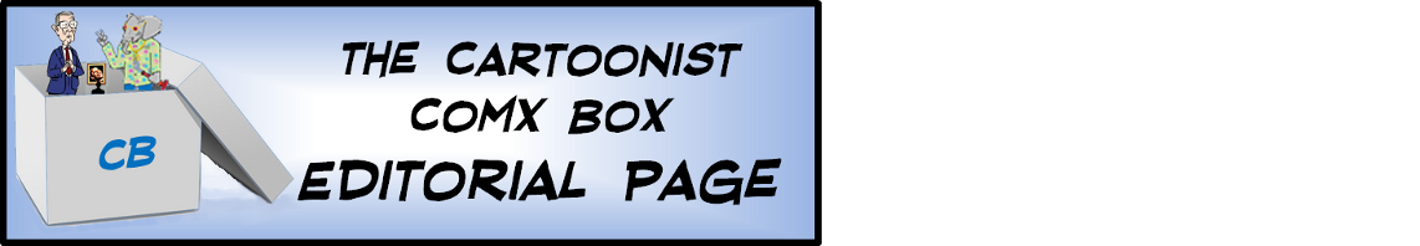 THE COMX BOX EDITORIAL PAGE