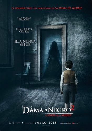 ver La Dama de Negro 2 / La mujer de negro 2: El angel de la muerte / The Woman in Black 2: Angel Of Death / 2015
