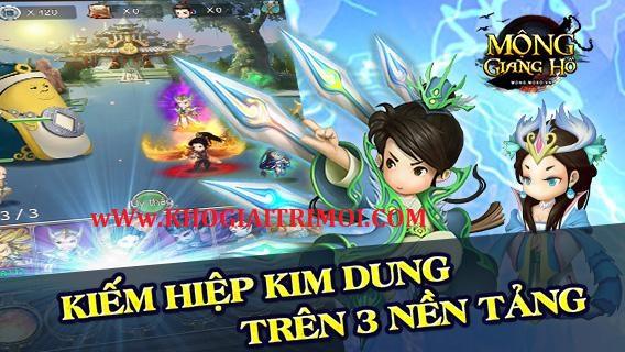 Tải game Mộng Giang Hồ phiên bản mới nhất miễn phí cho điện thoại android, iphone