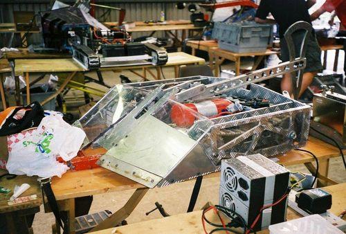 blogbotic the robotic combat blog robot wars is coming back to tv. Black Bedroom Furniture Sets. Home Design Ideas